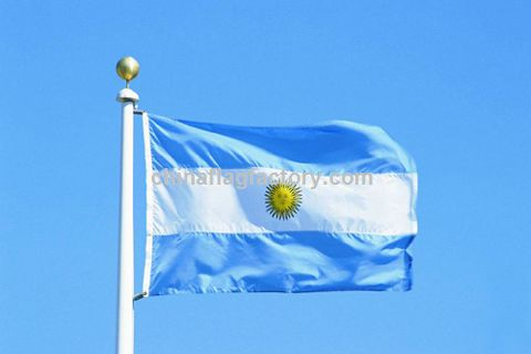 Argentine Drapeau national