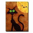 Decorative Garden Flag in Halloween Design for Colorful Festival