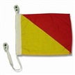 Signal Flag, Made of Spun Polyester