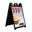 Signicade Deluxe Single Sided Custom Sign Kit