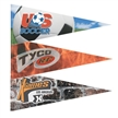 Full Color Felt Promotional Sports Pennant
