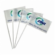 Flag Banner, Made of Paper,Polyester,PE, Good Idea for Promotion Gifts