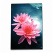 Floral Decorative Flag, Heat-transfer Printing, Weather-resistant, Good Quality, Nice for Decoration
