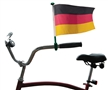 Custom Advertising Bicycle Safety Flag